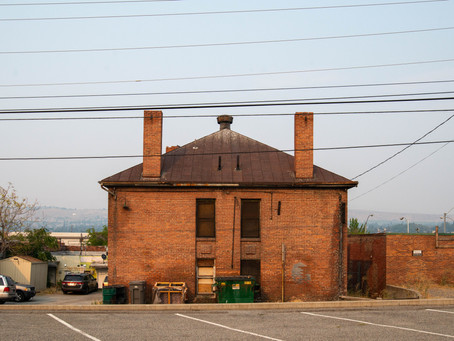 #015 The First Chelan County Jail