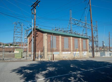 #016 Wenatchee Switchyard Building