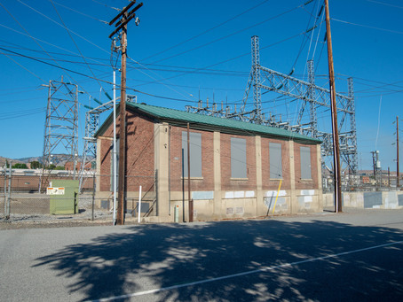 #016 Wenatchee Switchyard Building