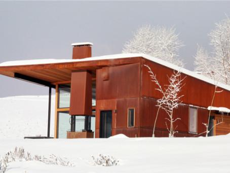#003 High Desert Cabin Inspiration
