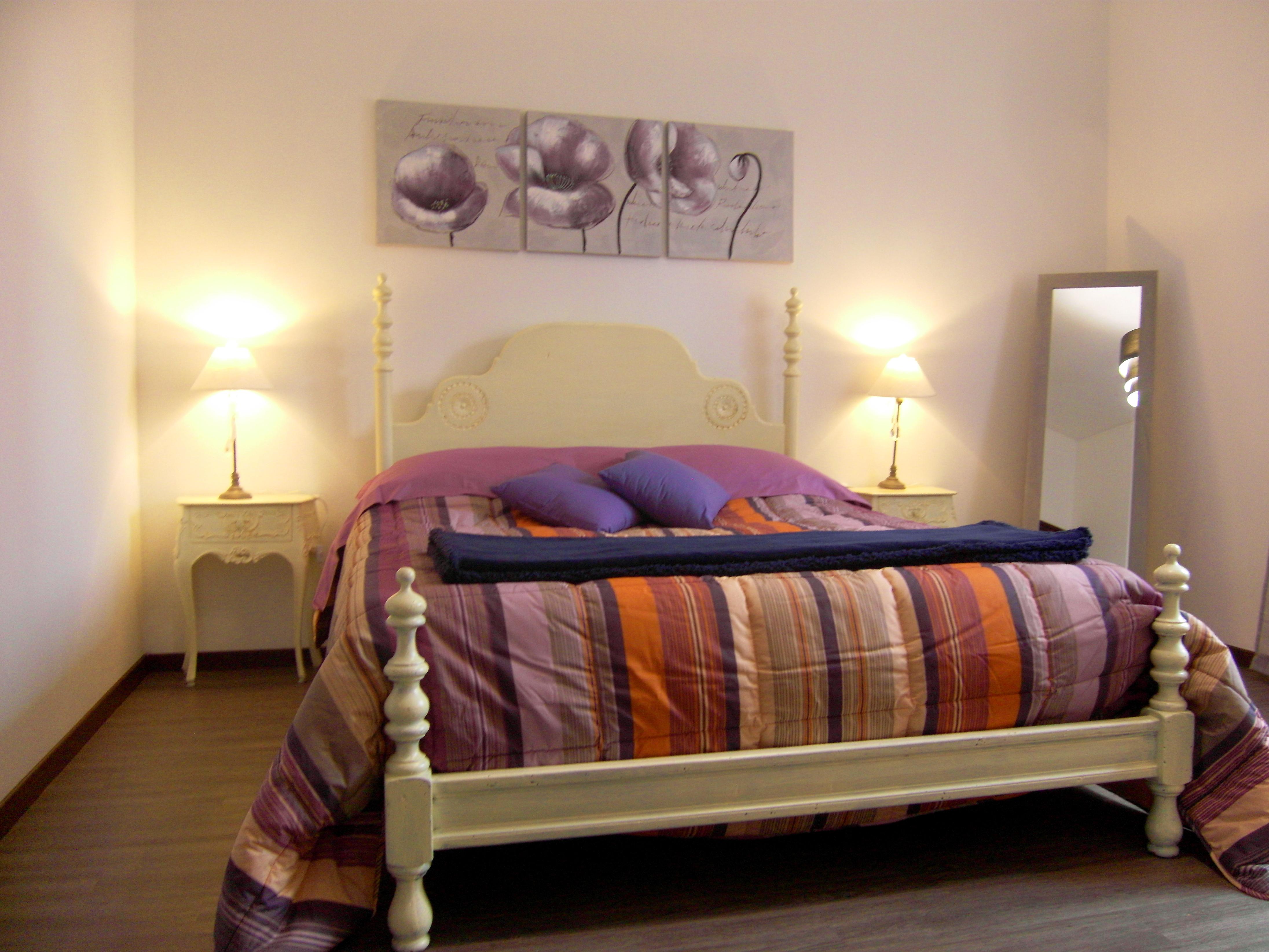 "Room ""Rosa"" in Villa Chuavet Rome"