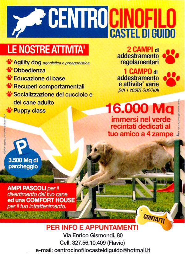 Canine Center Castel di Guido | Rome