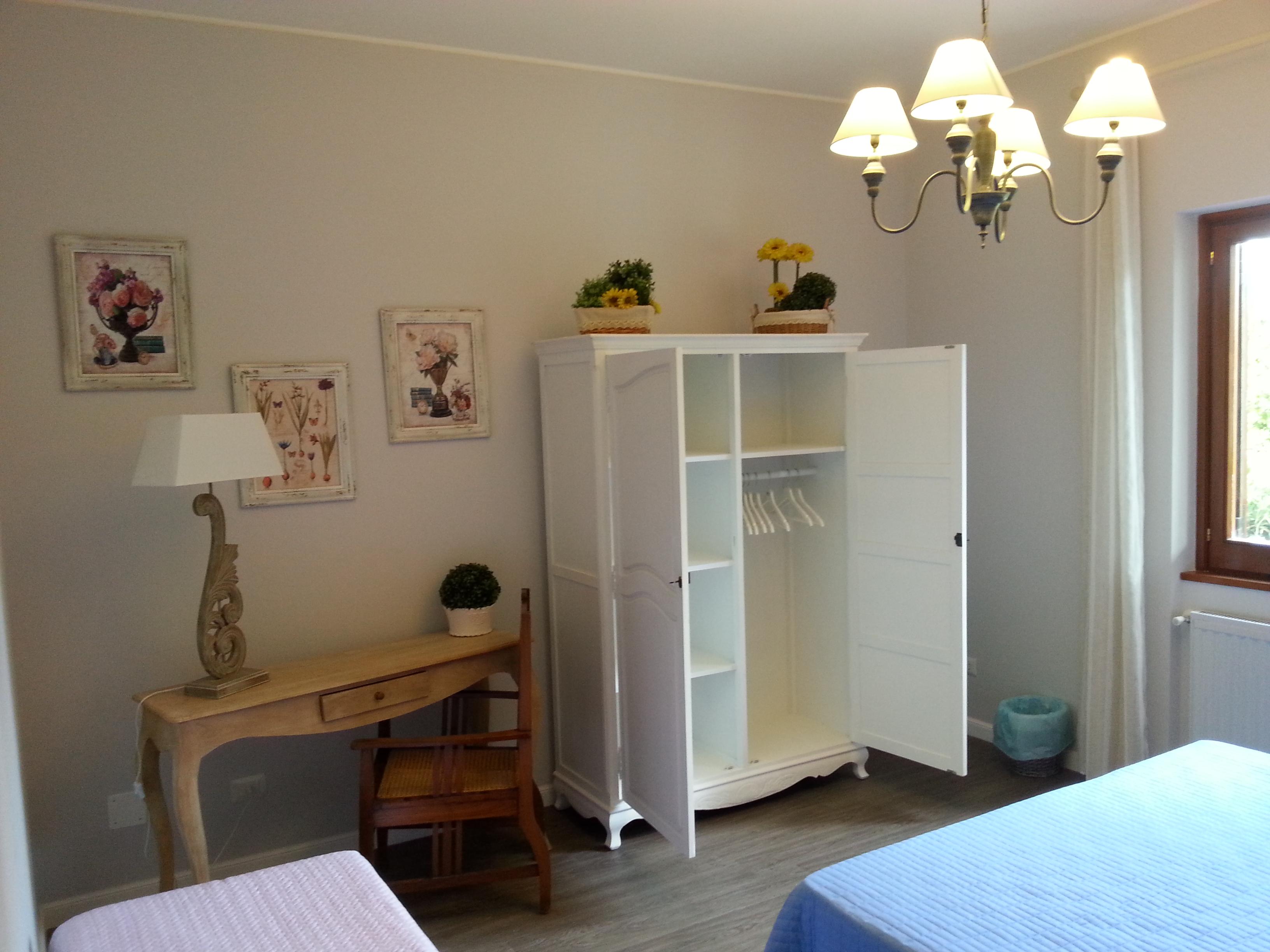 Stanza Orchidea - Villa Chauvet