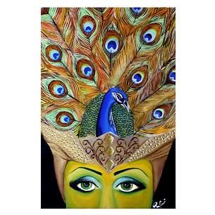 Peacock Boo