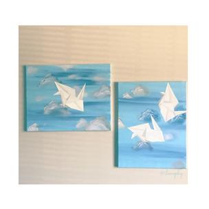 Cranes in the Sky (2016)