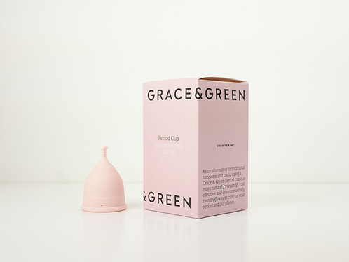 Grace & Green Period Cup