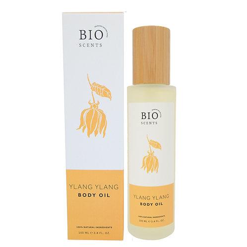 Ylang Ylang Body Oil - Bio Scents 100ml