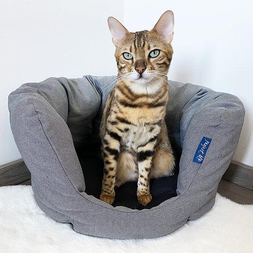 CAT NEST BED - ReCYCLED PLASTIC BOTTLES