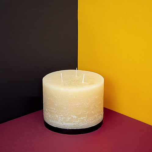 ReCYCLED CANDLE CO - LARGE 3 WICK CANDLE