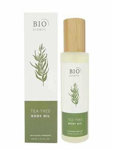 Tea Tree Body Oil - Bio Scents 100ml