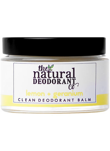 Natural Deodorant Co Lemon & Geranium 55g