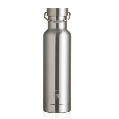 600ml Thermal Vacuum Bottle with S/Steel Cap