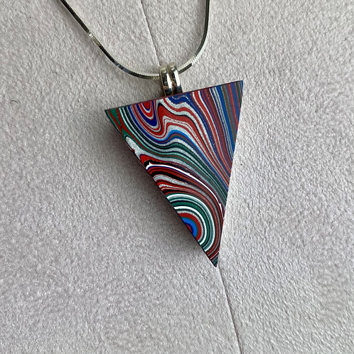 FORD PAINT - NECKLACE