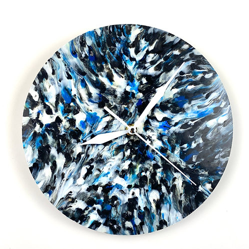 CLOCK - ReCYCLED PLASTIC