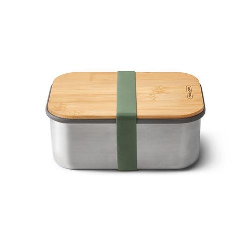 Lunch / Sandwich Box 1.25L - Black + Blum