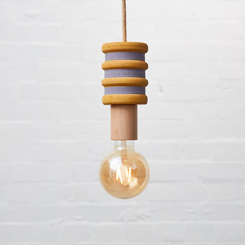 LAMINATED LINO PENDANT LAMP