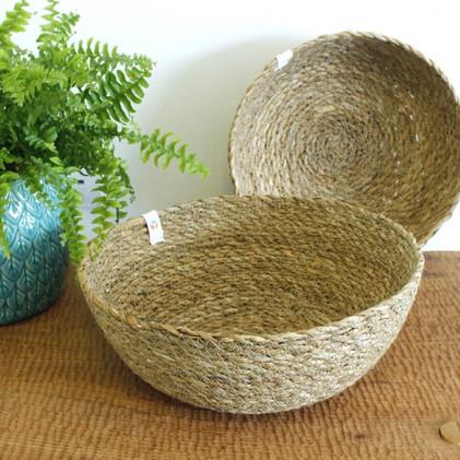 seagrass-bowl-largeand medium-pair-natur