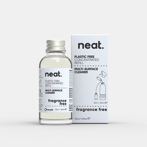 Neat - Multi Purpose Cleaner Refill Fragrance Free