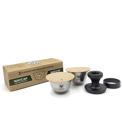 Refillable Reuseable Coffee Pods / Capsules DOLCE GUSTO