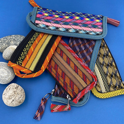 CLIMBING ROPE POUCH / PENCIL CASE