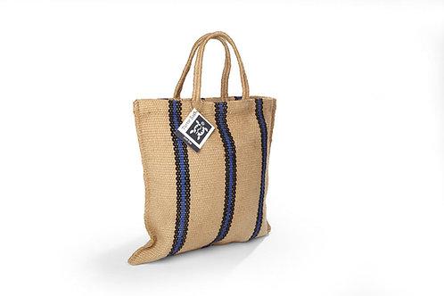 Jute Shopping Bag -Turtle Bags