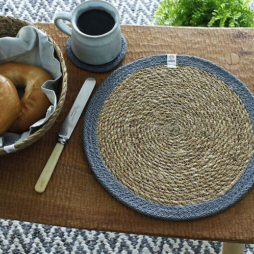 SEAGRASS & JUTE PLACEMATS