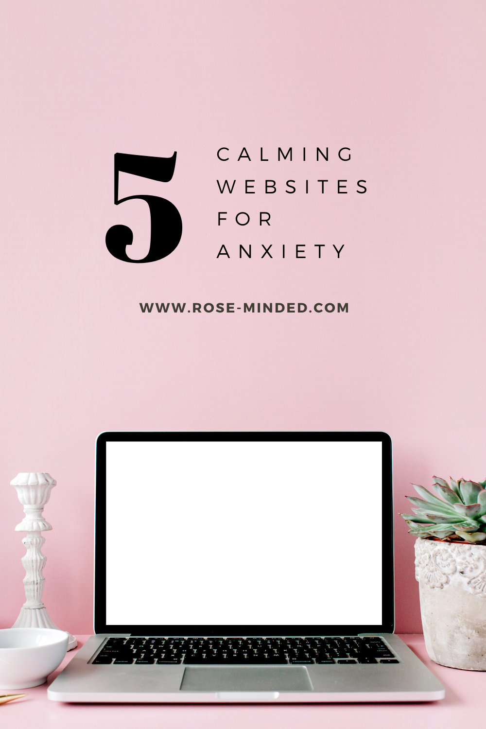 calming websites for anxiety