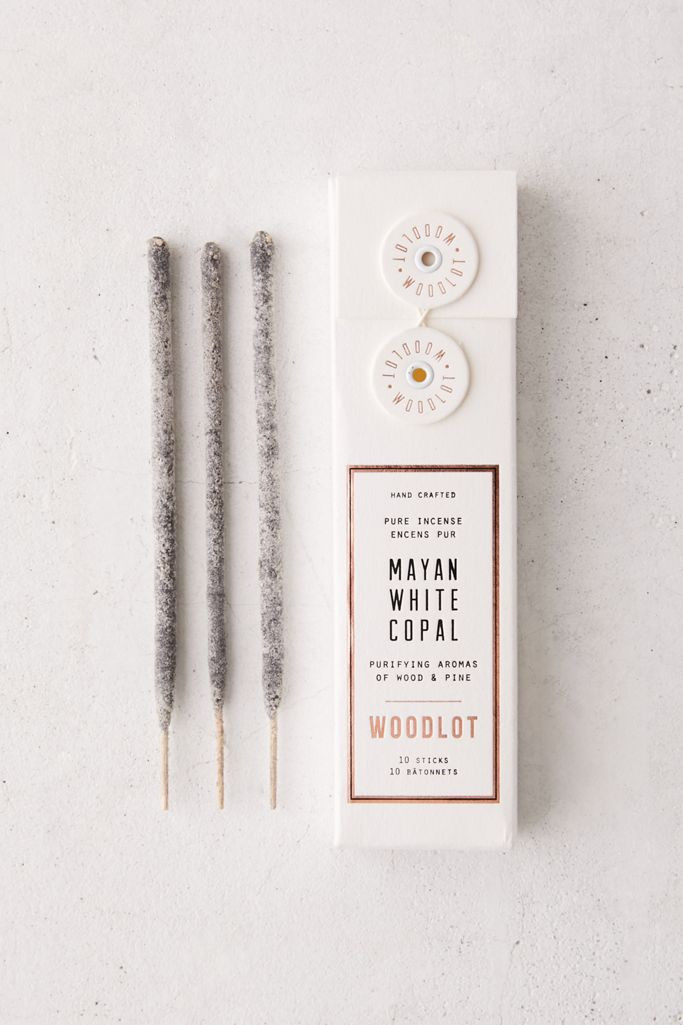 Wood and pine incense sticks UO