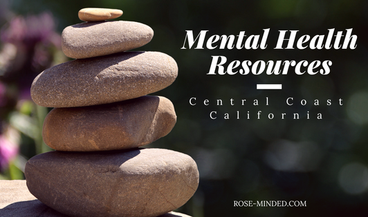 Central Coast California Mental Health Resources