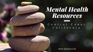 Mental Health Resources Central Coast California