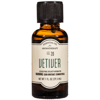 vetiver essential oil for reducing anxiety and stress