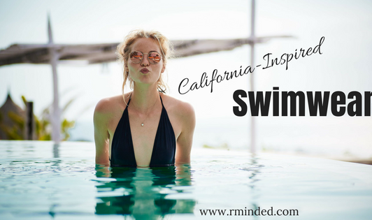 California-Inspired Swimwear