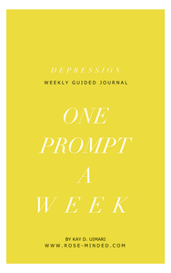 Journal Guide- Depression