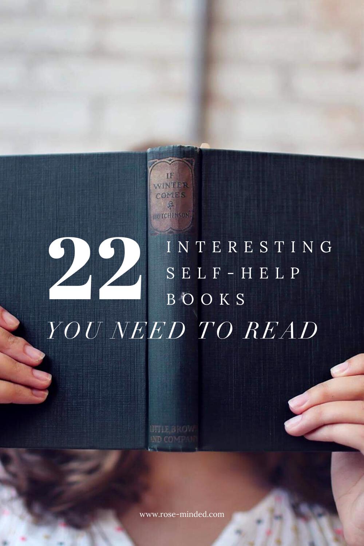 self-help mental health books