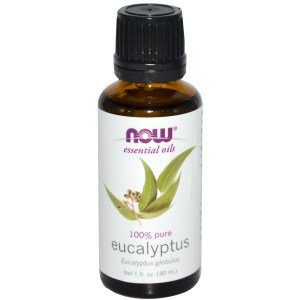 eucalyptus essential oil for reducing anxiety and stress