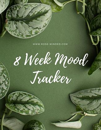 8 Week Mood Tracker
