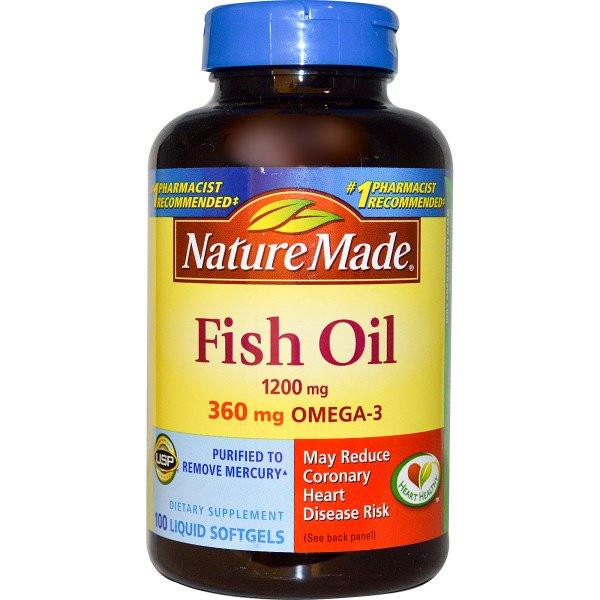 fish oil for depression