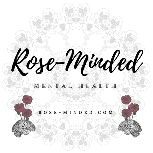Rose-Minded, mental health blog, blogger tips
