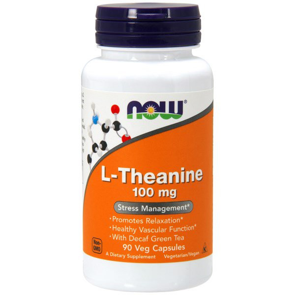 theanine for depression