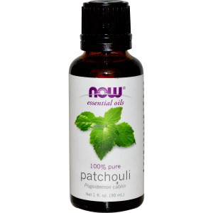 patchouli essential oil for reducing anxiety and stress