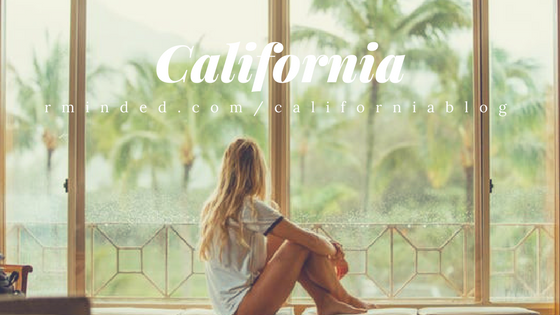 California inspired fashion and travel