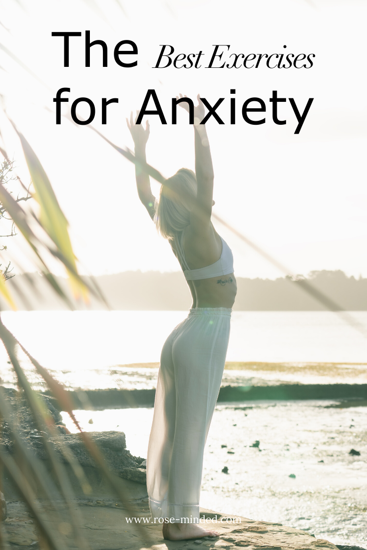 exercises for anxiety