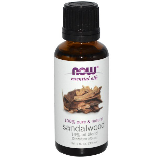 sandalwood essential oil for reducing anxiety and stress