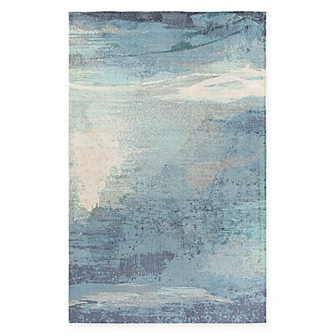 grey blue rug bed bath & beyond