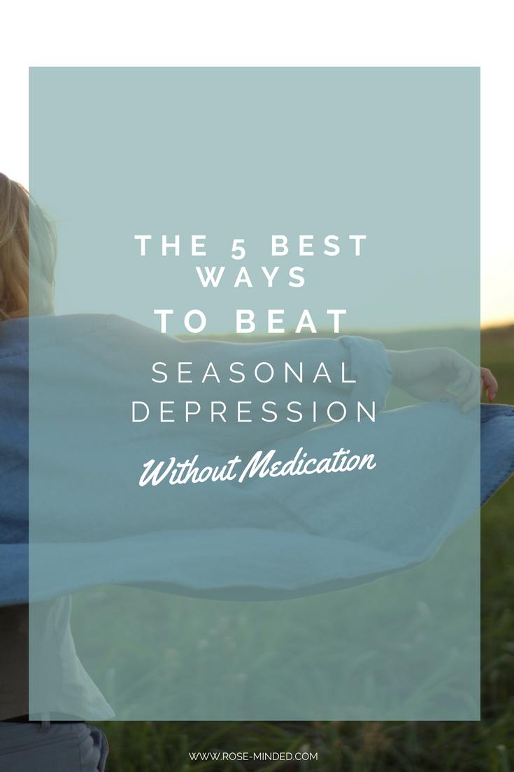 seasonal affective disorder treatment