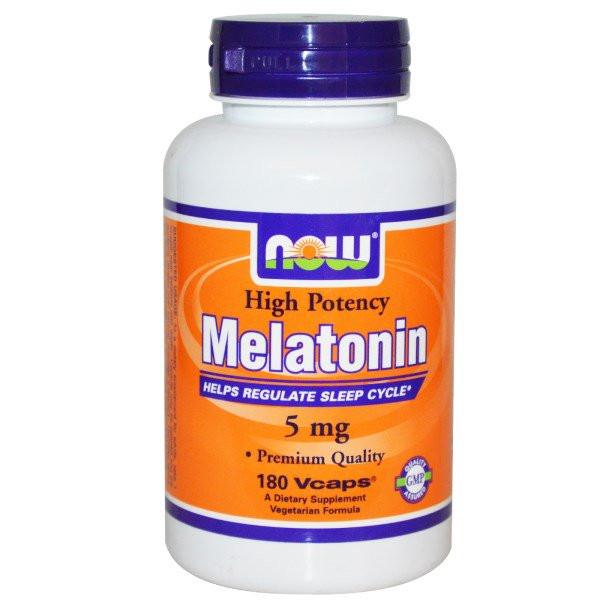 melatonin for insomnia and depression