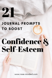 journal prompts for confidence