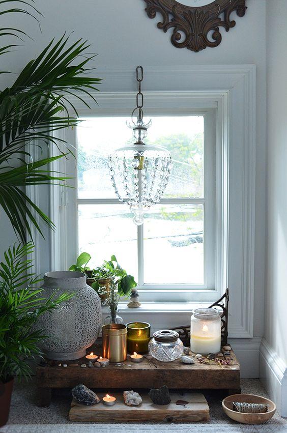 home decor bohemian, chandelier