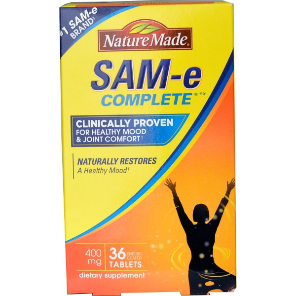 SAM-e for depression