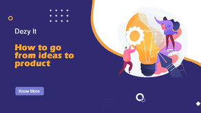 How to go from idea to product using Design Sprints